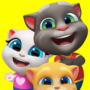 My Talking Tom Friends MOD APK