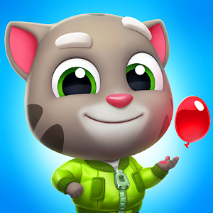Talking Tom Splash Force MOD APK