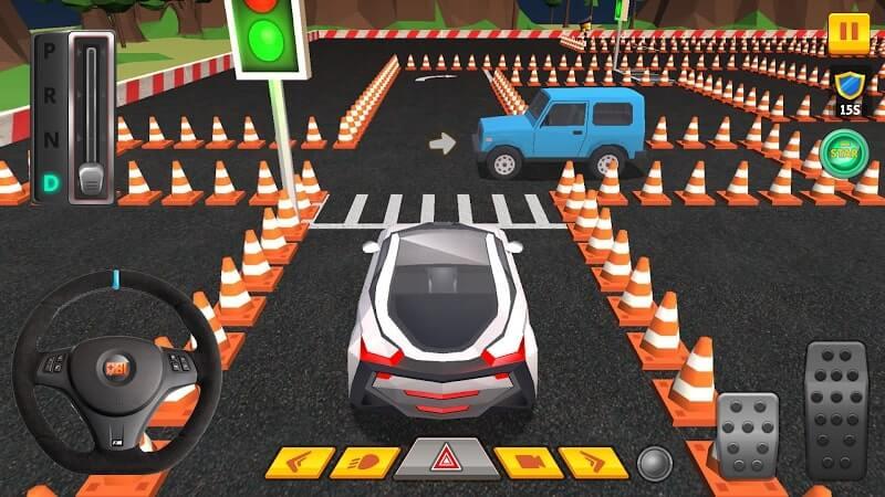 Car Parking 3D Pro imagen 4