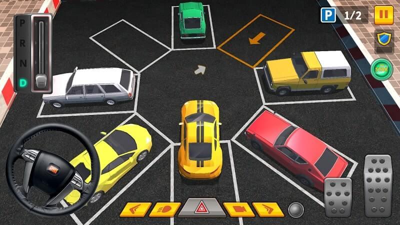 Car Parking 3D Pro imagen 1