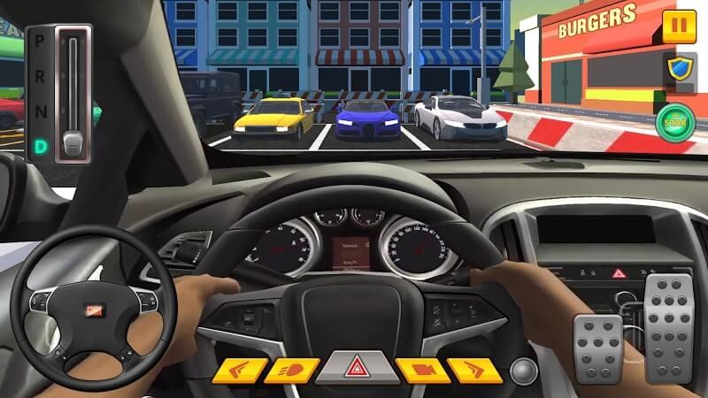 Car Parking 3D Pro imagen 2
