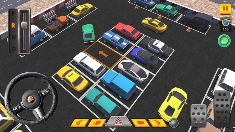 Car Parking 3D Pro imagen 3