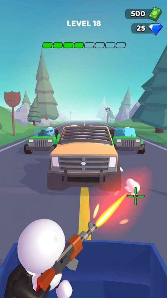 Rage Road imagen 1
