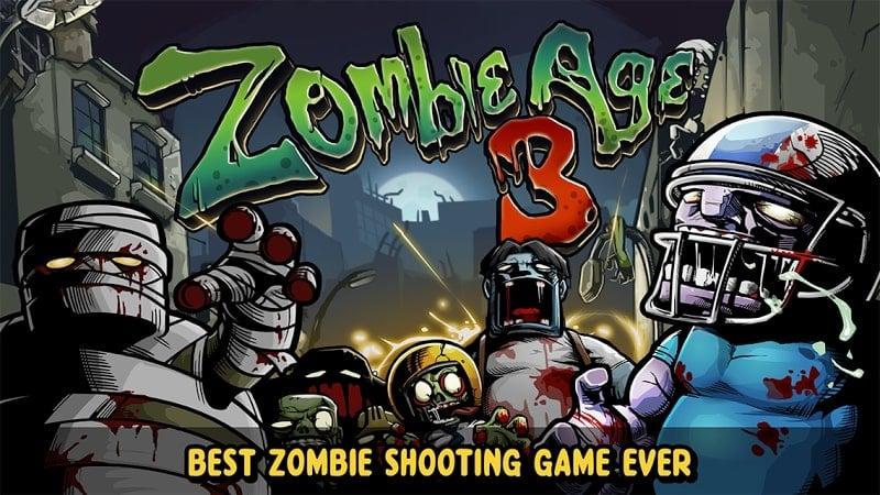 Zombie Age 3 imagen 1