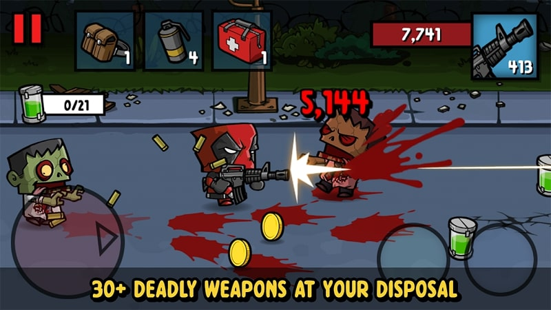 Zombie Age 3 imagen 4
