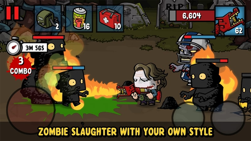 Zombie Age 3 imagen 3