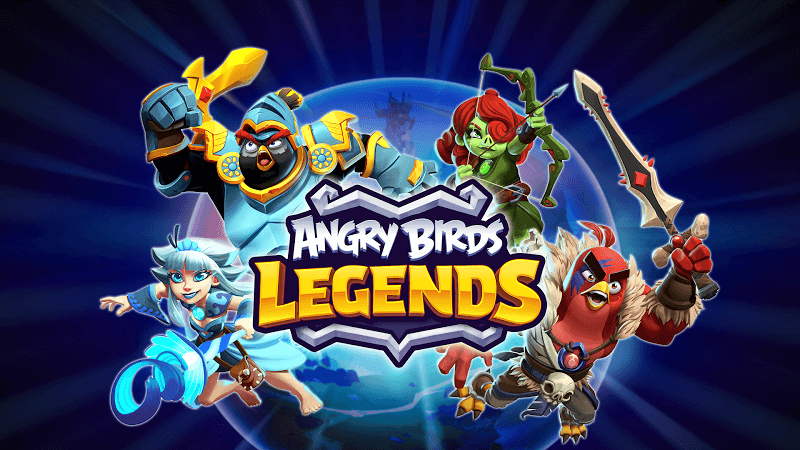Angry Birds Legends imagen 1