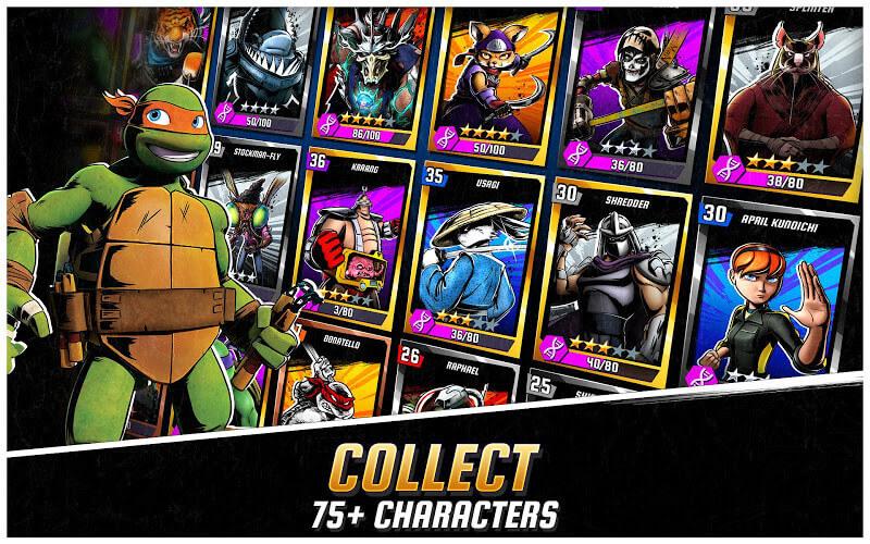 Ninja Turtles: Legends imagen 3