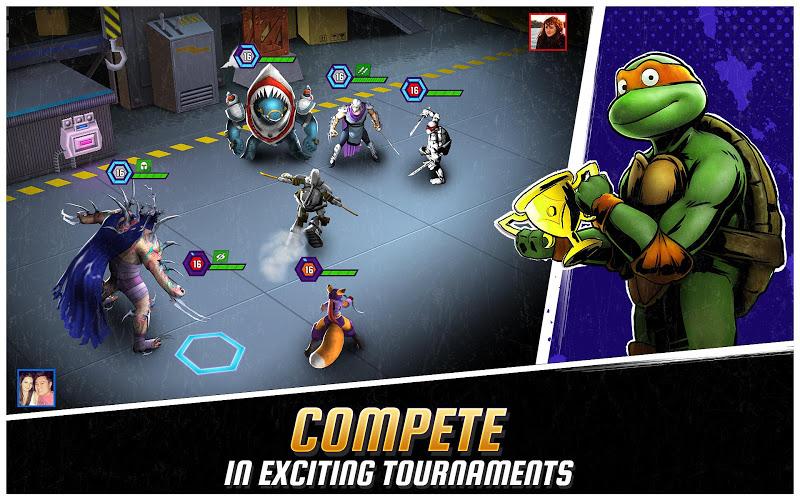 Ninja Turtles: Legends imagen 4