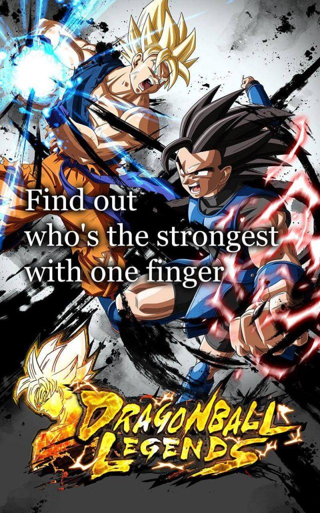 Dragon Ball Legends imagen 1