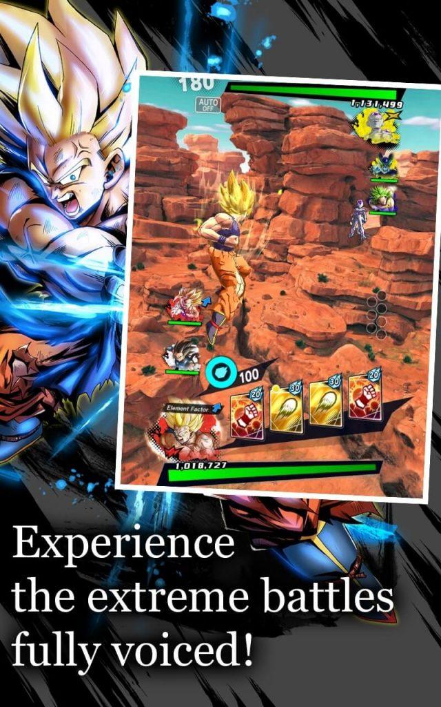 Dragon Ball Legends imagen 4