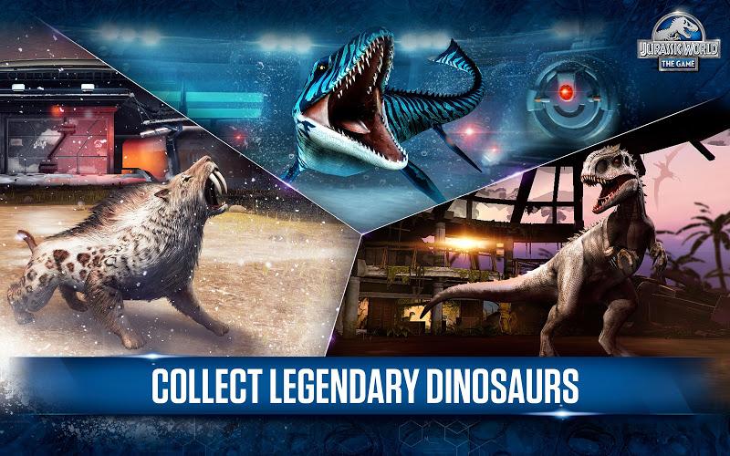 Jurassic World imagen 1