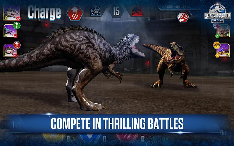 Jurassic World imagen 4