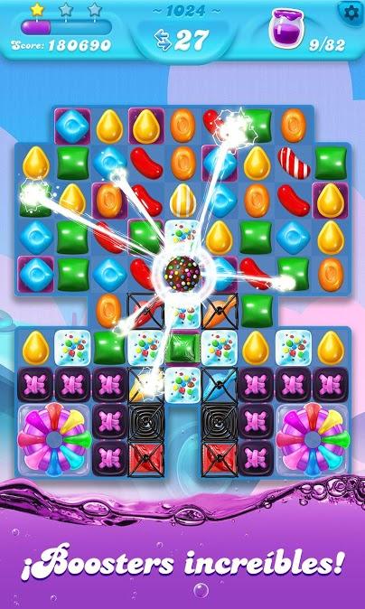 Candy Crush Soda Saga imagen 4
