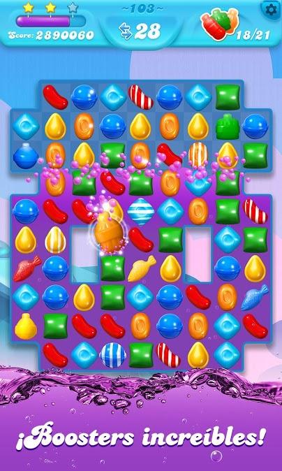 Candy Crush Soda Saga imagen 3
