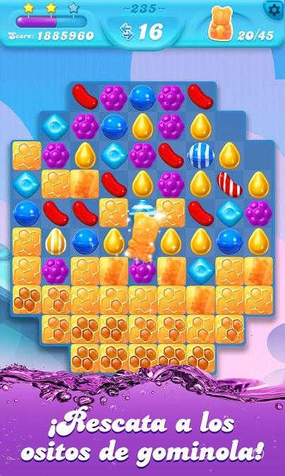 Candy Crush Soda Saga imagen 2