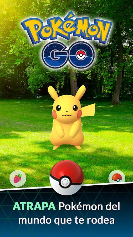Pokemon GO MOD APK imagen 1