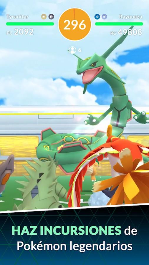 Pokemon GO MOD APK imagen 2
